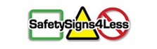 Click here to visit SafetySigns4Less.co.uk