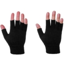 Acrylic Fingerless Gloves