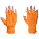 Criss Cross Fingerless Gloves