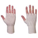 Stockinet Fingerless Gloves