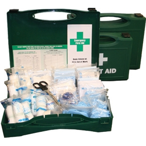 BS-8599-1 Compliant First Aid Kits & Refills