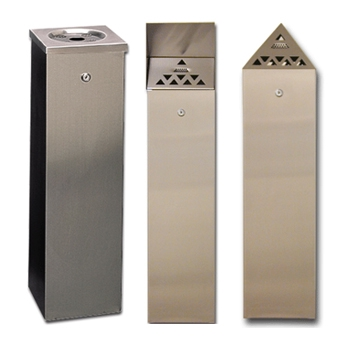 Tower Cigarette Bins