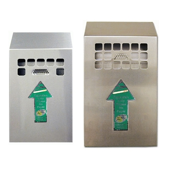 Original Wall-Mounted Cigarette Bins