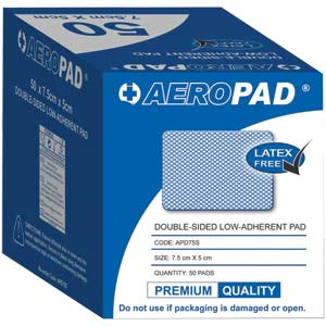 Aeropad Rectangular Dressing Pad