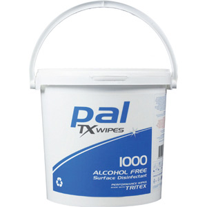 Pal TX Disenfectant Wipes