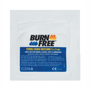 Burnfree Face Mask