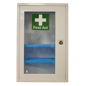 Visible Storage First Aid Cabinets