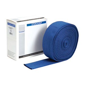 Sterogrip Blue Tubular Support Bandage
