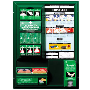 Cederroth First Aid Panels