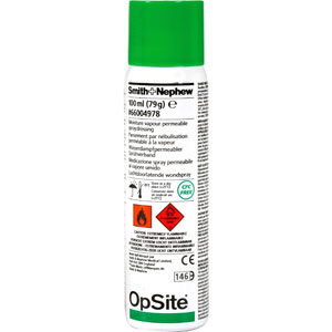 Opsite Spray-On Dressings