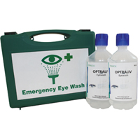 500ml Emergency Eyewash Kit