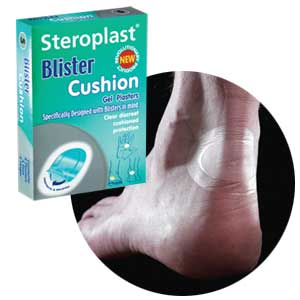 Steroplast Blister Cushions