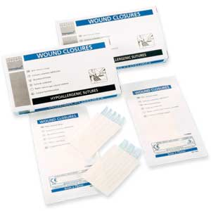 Steroplast Wound Closure Strips