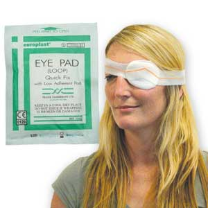 Quick Fix Eye Bandage