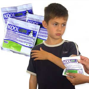 KoolKids Instant Ice Packs