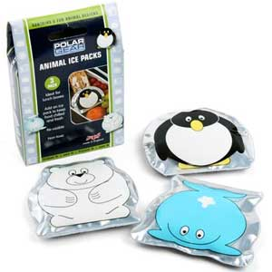 Animal Ice Lunch Packs