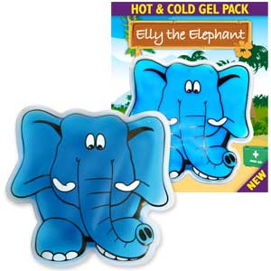 Elly The Elephant Instant Cold Packs
