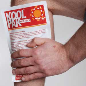Koolpak Single Use Instant Hot Packs