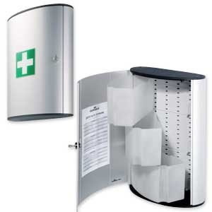 Contemporary First Aid Cabinets