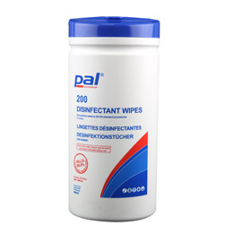 PAL Disinfectant Wipes