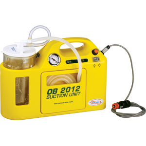 Portable Suction Unit