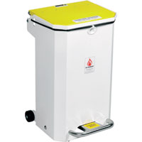 Clinical Medical Grade Waste Bins