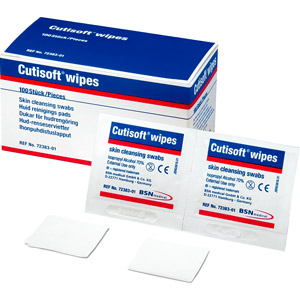 Cutisoft Wipes